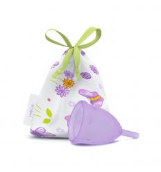 Copa Menstrual Touch Of Lavender (Morado Claro) L