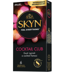 Condon Skyn Cocktail Club