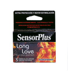 Sensor Plus Mayor Duracion