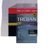 Trojan Muy Sensible Estuche Oferta X 10 + 2 Condones