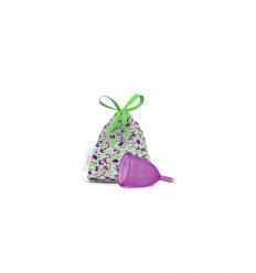 Copa Menstrual Summer Plum (Morado Oscuro) L