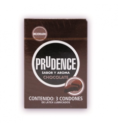 Condón Prudence Chocolate