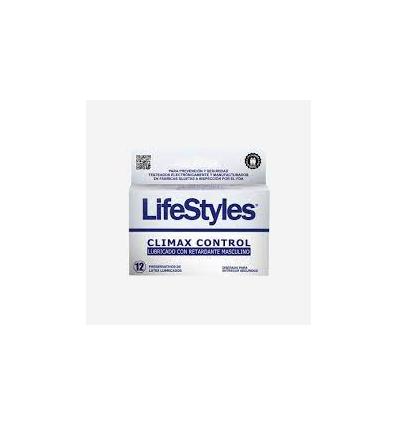 Lifestyles Climax Control X 12