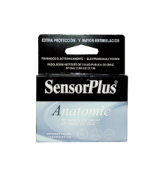 Sensor Plus Anatomic