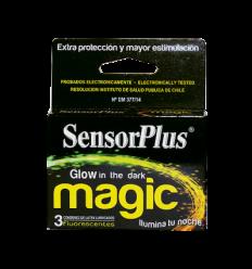 Sensor Plus Fluorecente